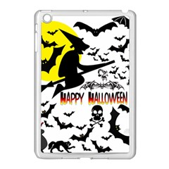 Happy Halloween Collage Apple Ipad Mini Case (white) by StuffOrSomething