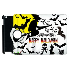 Happy Halloween Collage Apple Ipad 3/4 Flip 360 Case by StuffOrSomething