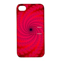 Fracrtal Apple Iphone 4/4s Hardshell Case With Stand by UROCKtheWorldDesign