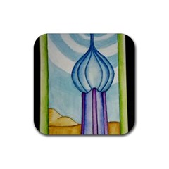 Air Drink Coasters 4 Pack (square) by MidnightBlueFrog