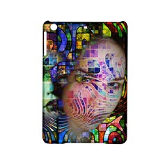 Artistic Confusion Of Brain Fog Apple Ipad Mini 2 Hardshell Case by FunWithFibro