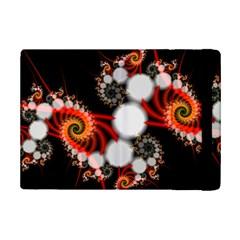Mysterious Dance In Orange, Gold, White In Joy Apple Ipad Mini 2 Flip Case by DianeClancy