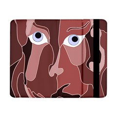 Abstract God Lilac Samsung Galaxy Tab Pro 8 4  Flip Case