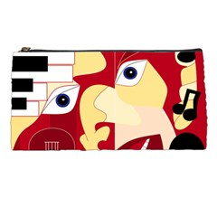 Soul Man Pencil Case by AlfredFoxArt