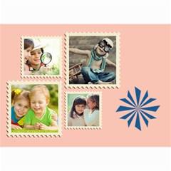Kids By Kids   Wall Calendar 8 5  X 6    Umkfqopr0p0m   Www Artscow Com Month