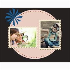 Kids By Kids   Wall Calendar 11  X 8 5  (18 Months)   A7uc01tma5bo   Www Artscow Com Month