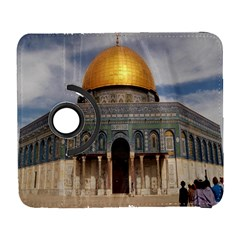 The Dome Of The Rock  Samsung Galaxy S  Iii Flip 360 Case by AlfredFoxArt