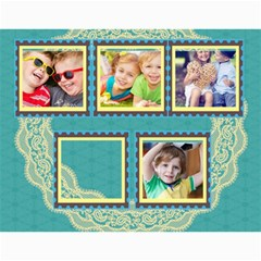 Kids By Kids   Wall Calendar 11  X 8 5  (12 Months)   Yzf6f8p39ic3   Www Artscow Com Month