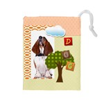 pet - Drawstring Pouch (Large)