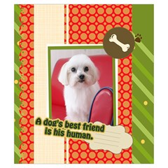 Pet By Pet    Drawstring Pouch (small)   Fkprpzo3x5e5   Www Artscow Com Back