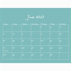 Polka Dot Calendar 2015 By Zornitza   Wall Calendar 11  X 8 5  (12 Months)   Yug5sseyjvvv   Www Artscow Com Jun 2015