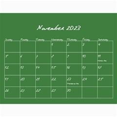 Polka Dot Calendar 2015 By Zornitza   Wall Calendar 11  X 8 5  (12 Months)   Yug5sseyjvvv   Www Artscow Com Nov 2015