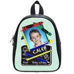 Pencils & Crayons Small School Bag - School Bag (Small)