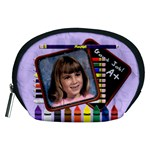 Back to School Pencil Asscessory Pouch Medium - Accessory Pouch (Medium)
