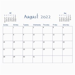 Year Review 2015 Calendar By Zornitza   Wall Calendar 11  X 8 5  (12 Months)   L27bsx5abnid   Www Artscow Com Aug 2015