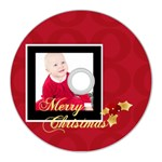 merry christmas - CD Wall Clock