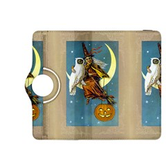 Vintage Halloween Witch Kindle Fire HDX 8.9  Flip 360 Case by EndlessVintage