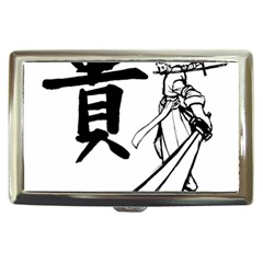 A Swordsman s Honor Cigarette Money Case by Viewtifuldrew