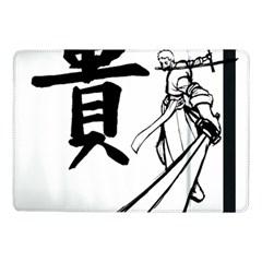 A Swordsman s Honor Samsung Galaxy Tab Pro 10 1  Flip Case by Viewtifuldrew