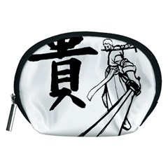 A Swordsman s Honor Accessory Pouch (medium) by Viewtifuldrew