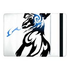 Alpha Dog Samsung Galaxy Tab Pro 10 1  Flip Case by Viewtifuldrew