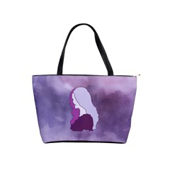 Profile Of Pain Large Shoulder Bag by FunWithFibro