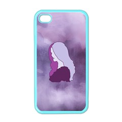 Profile Of Pain Apple Iphone 4 Case (color) by FunWithFibro