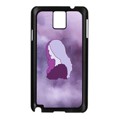 Profile Of Pain Samsung Galaxy Note 3 N9005 Case (black) by FunWithFibro