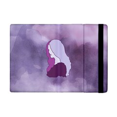 Profile Of Pain Apple Ipad Mini 2 Flip Case by FunWithFibro