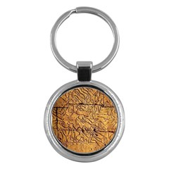 Ancient Egypt Mural 12aug 2014 Key Chain (round) by vanwinkle