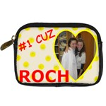 ROCHEL MIRIAM present - Digital Camera Leather Case
