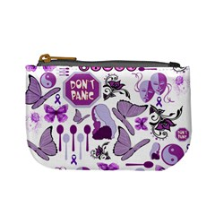 Fms Mash Up Coin Change Purse by FunWithFibro