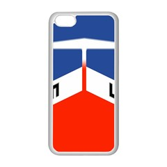 Donohue Racing Apple Iphone 5c Seamless Case (white) by PocketRacers