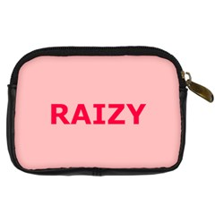 Raizy By Miriam Seidenfeld   Digital Camera Leather Case   Eoffkqcxcv13   Www Artscow Com Back
