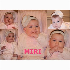 Miri By Miriam Seidenfeld   5  X 7  Photo Cards   Wv6svwljtb12   Www Artscow Com 7 x5 Photo Card - 3