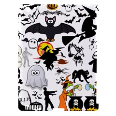 Halloween Mashup Apple Ipad 3/4 Hardshell Case (compatible With Smart Cover) by StuffOrSomething