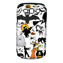 Halloween Mashup Samsung Galaxy S Iii Classic Hardshell Case (pc+silicone) by StuffOrSomething