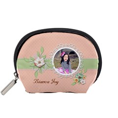 Pouch (s): Sweet Memories3 By Jennyl   Accessory Pouch (small)   Utr9gm72n6rm   Www Artscow Com Front