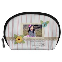 Pouch (l) : Moments By Jennyl   Accessory Pouch (large)   G3ez3fzlz9tn   Www Artscow Com Front