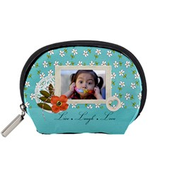 Pouch (s): Live By Jennyl   Accessory Pouch (small)   Ju2ky5mi3l0m   Www Artscow Com Front