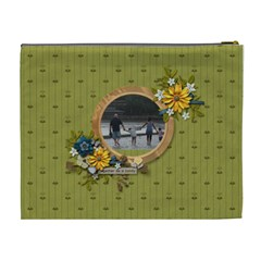 Cosmetic Bag (xl)   Family By Jennyl   Cosmetic Bag (xl)   6e47lke6cgud   Www Artscow Com Back
