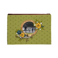 Cosmetic Bag (large)   Family By Jennyl   Cosmetic Bag (large)   Lapaex19309h   Www Artscow Com Back