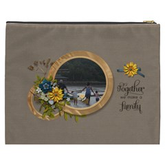 Cosmetic Bag (xxxl): Together By Jennyl   Cosmetic Bag (xxxl)   83xog56bazif   Www Artscow Com Back