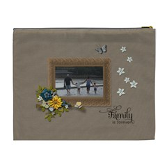 Cosmetic Bag (xl)   Family Is Forever By Jennyl   Cosmetic Bag (xl)   E9m9nwqsohwf   Www Artscow Com Back