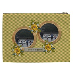Cosmetic Bag (xxl)   Love Of Family By Jennyl   Cosmetic Bag (xxl)   Kprte75jmr7r   Www Artscow Com Back