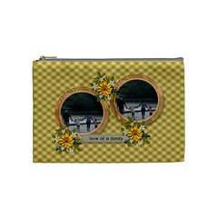 Cosmetic Bag (m)   Love Of Family By Jennyl   Cosmetic Bag (medium)   O7jos3mmmtvc   Www Artscow Com Front