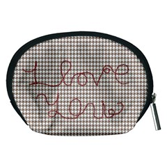 I Love You Accessory Pouch M By Zornitza   Accessory Pouch (medium)   Htwr07amb8k0   Www Artscow Com Back