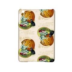 Vintage Halloween Postcard Apple iPad Mini 2 Hardshell Case by EndlessVintage