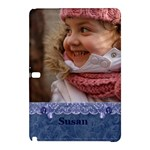 My Blue Frill Samsung Galaxy Tab Pro 12.2 Hardshell - Samsung Galaxy Tab Pro 12.2 Hardshell Case