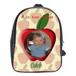 Apple School Bag Large - School Bag (Large)